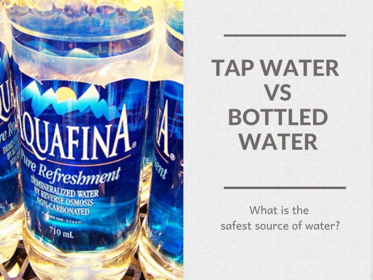 What is Safer Bottled Water or Tap Water